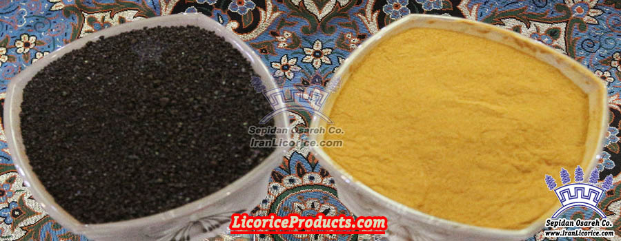 Licorice Powder and Granules